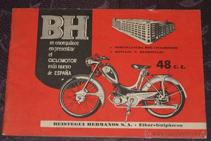 Primeros fabricantes de bicicletas en España E7m93c