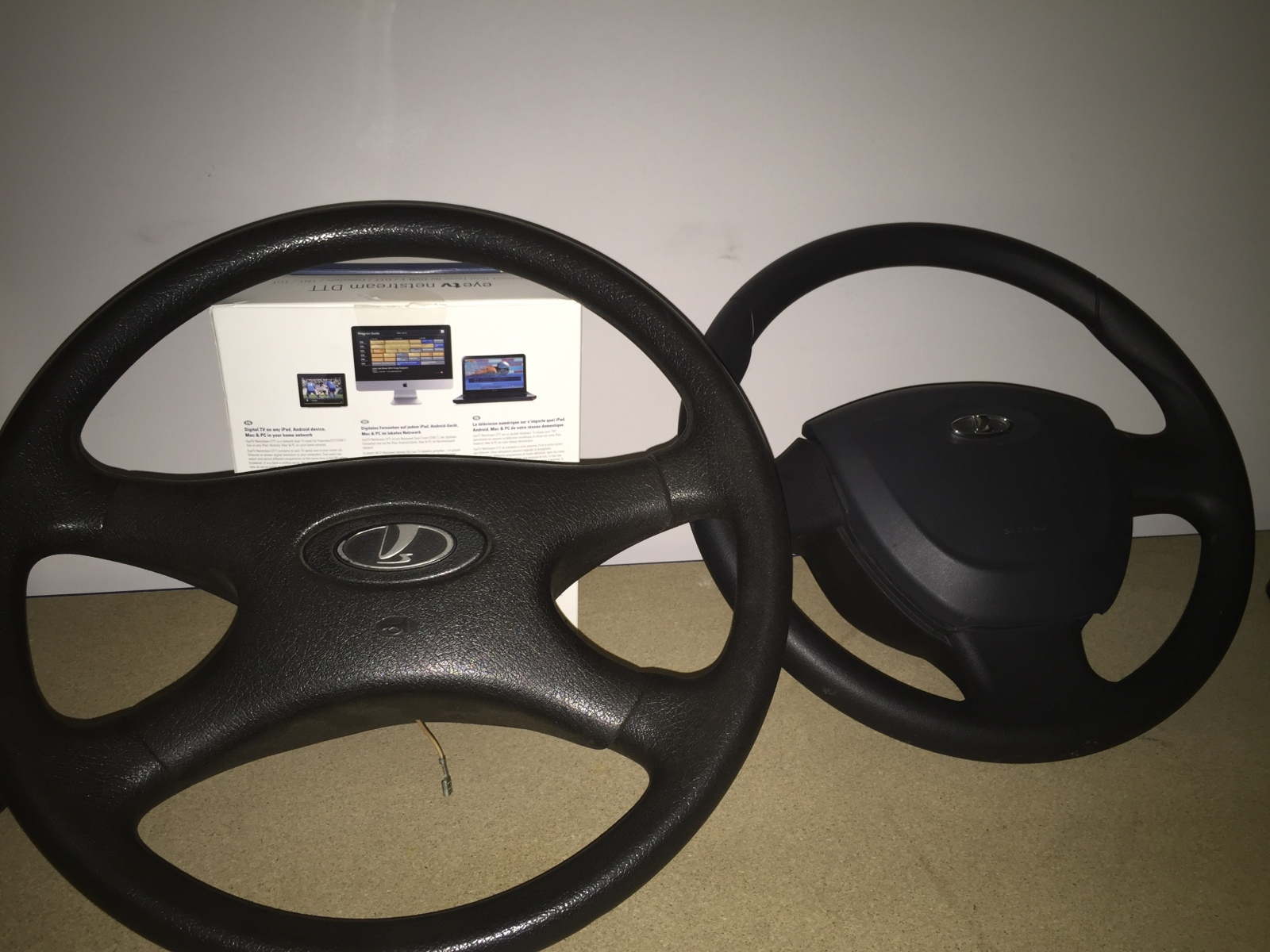 Vendo volante Lada Niva 1.7 Egso07