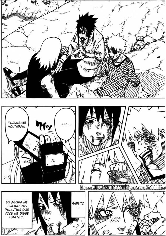 Entenda porque o Sasuke saiu de konoha e ficou 12 away Ekfhau