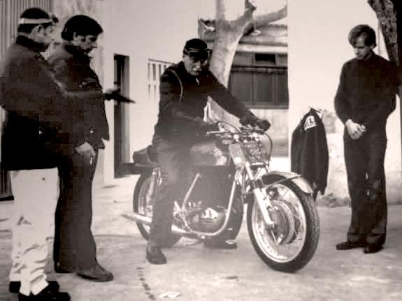 Bultaco Montjuïc 360 - 1974 F3tjdh
