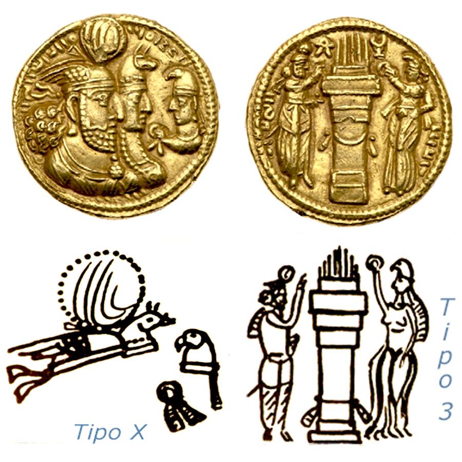 Las coronas de los shas de Persia. F4nqfs
