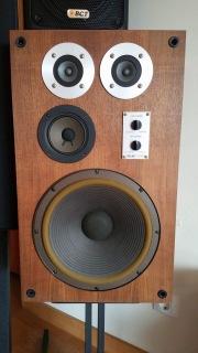 Teac LS 570 colunas vintage F9glf6