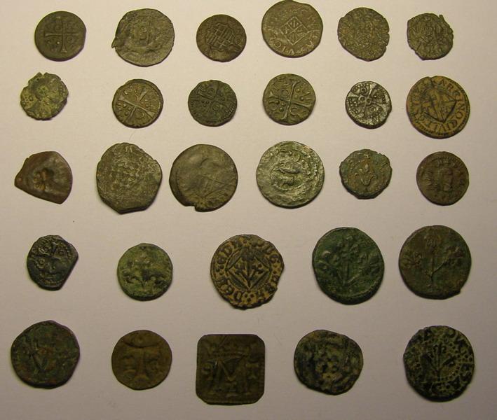 Monedas catalanas. Fvclzs