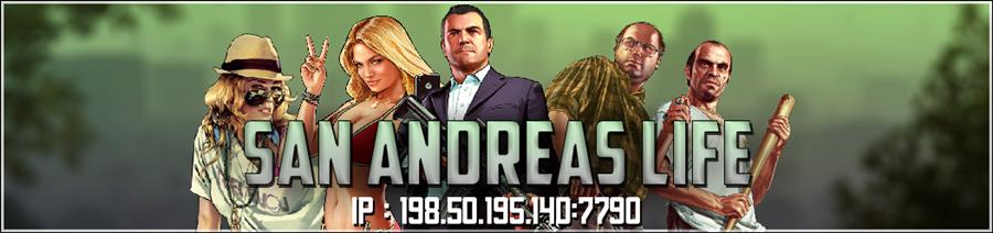 San Andreas Life RPG