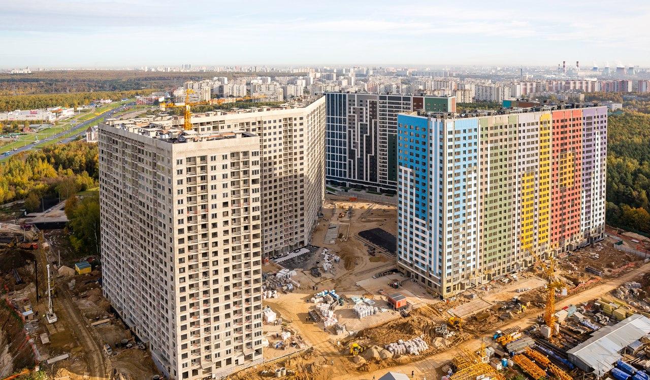"""Первый проект ГК """"Эталон"""" (""""Эталон-Инвест"""") в Москве - ЖК """"Эталон-Сити"""" Imqstj"""