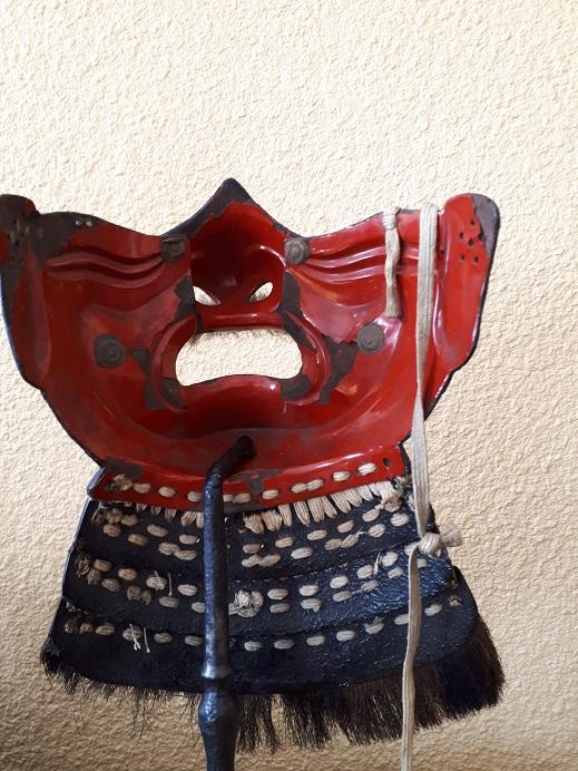 Menpo, masque Japonais Izbbbt