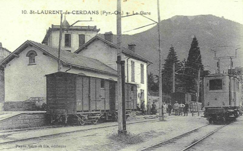 El tren petit de l'Alt Vallespir. J586de