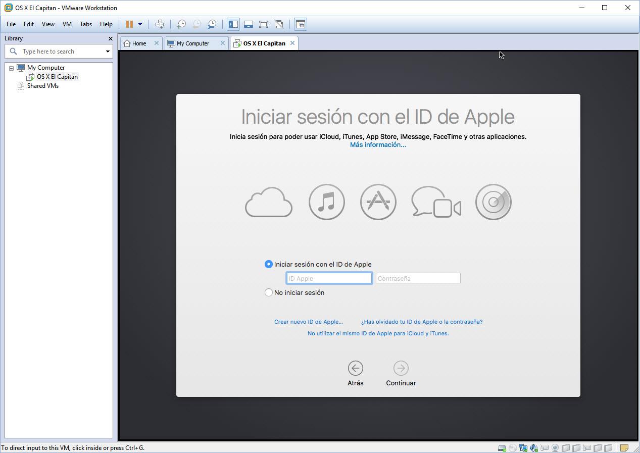[TUTORIAL] VMWARE: INSTALANDO OS X EL CAPITÁN EN OS X Y WINDOWS... A LA BILBAÍNA J8f6gi