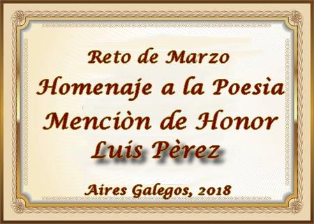 PREMIACION DEL RETO DE MARZO 2018/ HOMENAJE A LA POESÍA J9n37m