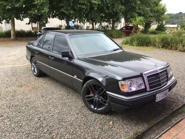 (VENDO): W124 300E 24V 1992 - R$16.000,00 Jq11sg