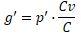 ¿Cuál es la fórmula correcta para calcular la composición orgánica del capital (COK)? Mhmaa