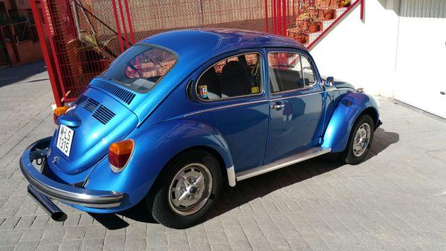 Venta de bollito VW ESCARABAJO 1303 - 1300 DOBLE ADMISIÓN - Mejor que nuevo Mj6b0h