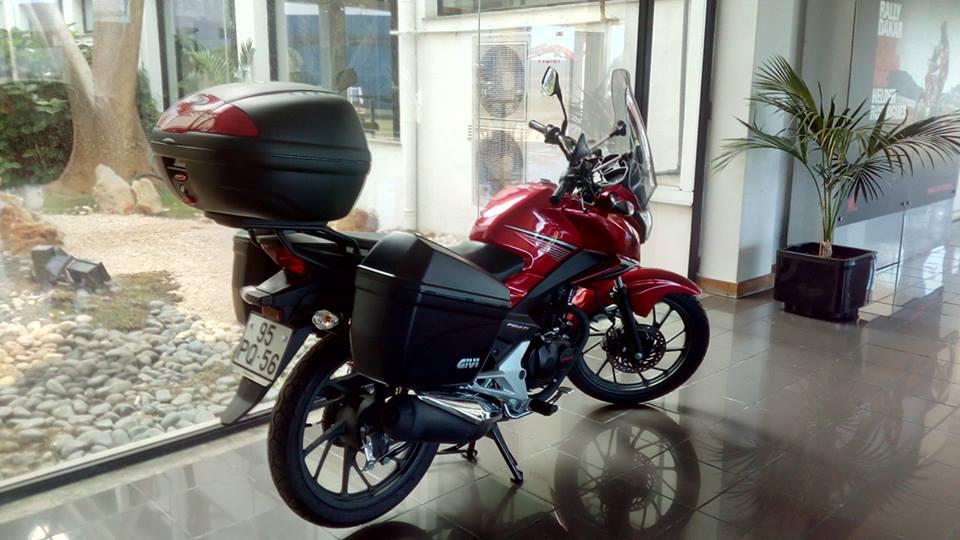 Honda CB125F Dúvidas Mtmgjk