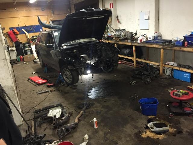 _Macce_ - Volvo 740 M54B30 Turbo : Säljes Mufyac