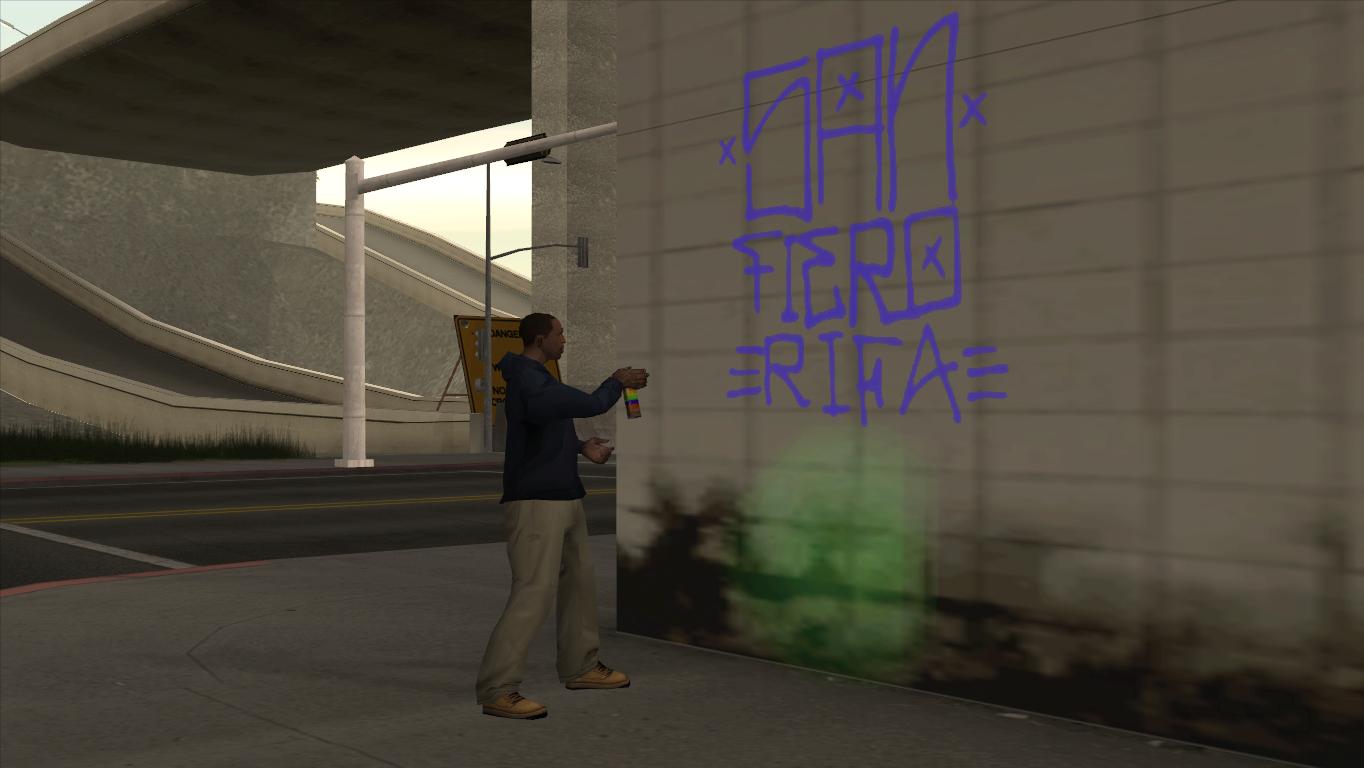 Textura do Grafite na parede N12ur5