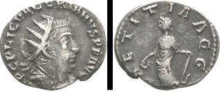 Les antoniniens du règne conjoint Valérien/Gallien N3rhva