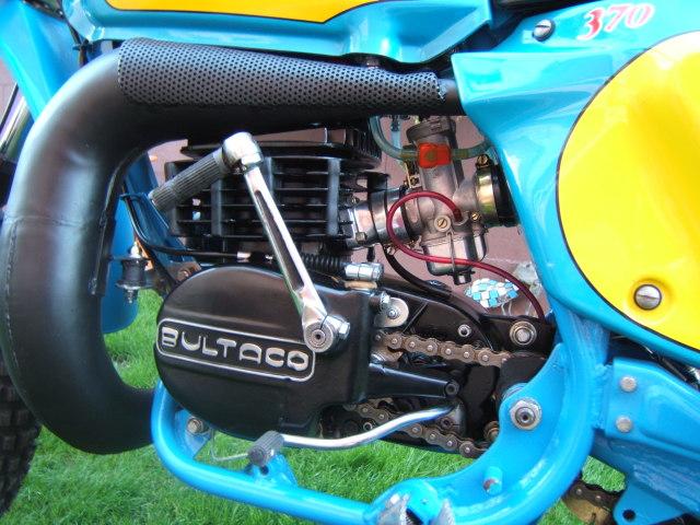 Bultaco Frontera 370 nueva en mi casa O0198k