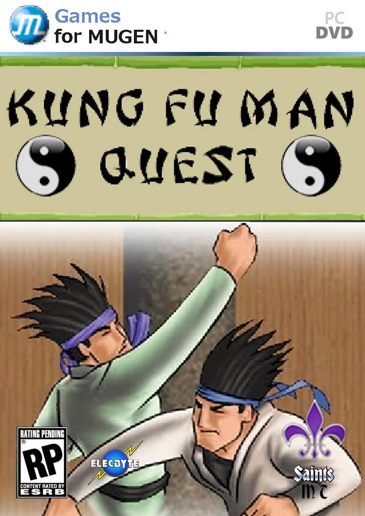 Kung Fu Man Quest Ver. 1.0 (Full Game) [Actualizado 1.1] Oghxeg