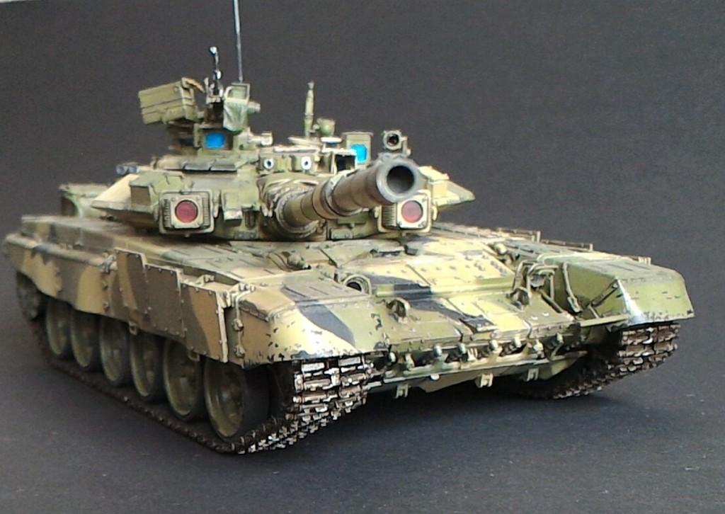 Т-90А (MENG 1/35) Orozr4