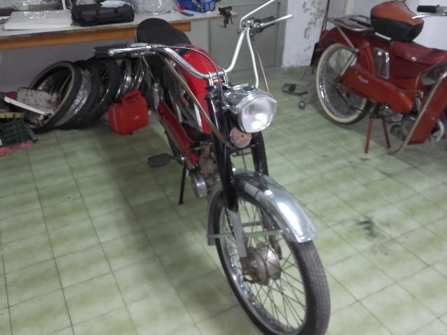 Vendo Mobylette SP-90-R Rixbpx