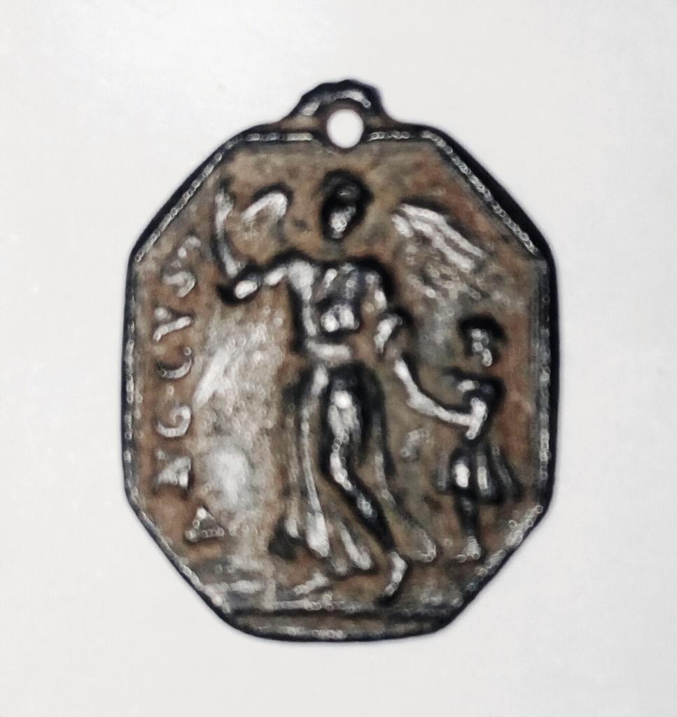 San Miguel Arcángel / Ángel de la Guarda , S. XVII Rkrl9y
