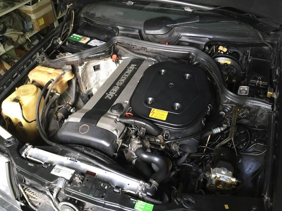 (VENDO): W124 300E 24V 1992 - R$16.000,00 S5he3c