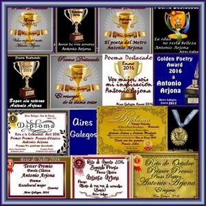Premios de: Antonio Arjona Sc8aoi