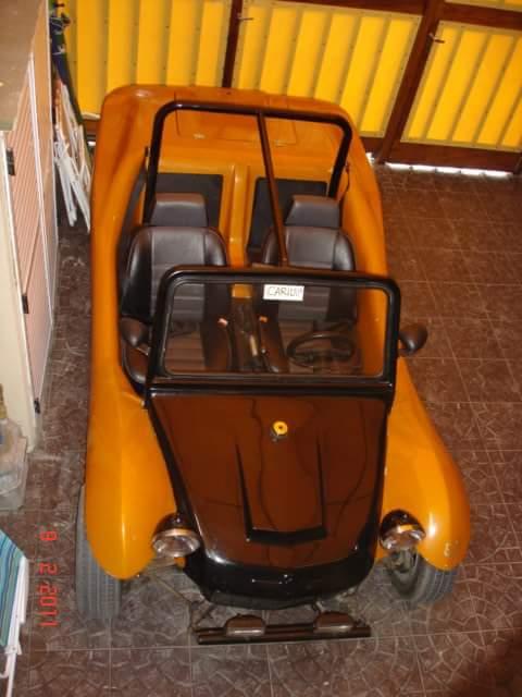 Mi Presentación con mi Burro buggy Sevgpe