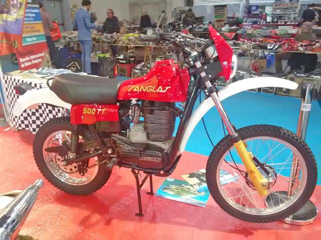 Sanglas 500 TT Snksbo
