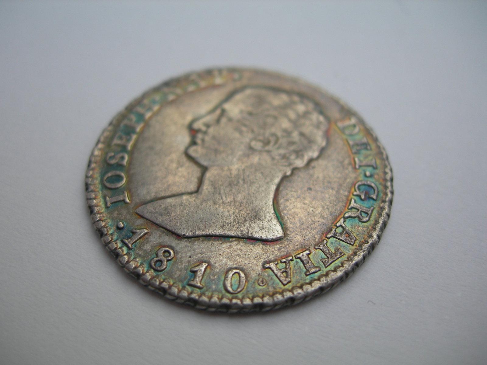 4 reales Jose Napoleon Sx279d