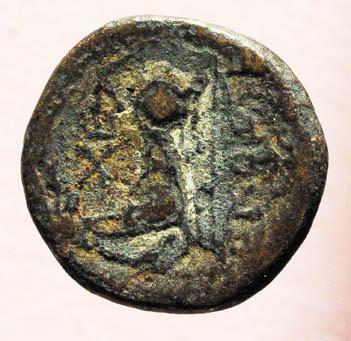bronze grec à la tête laurée Sy5qh3