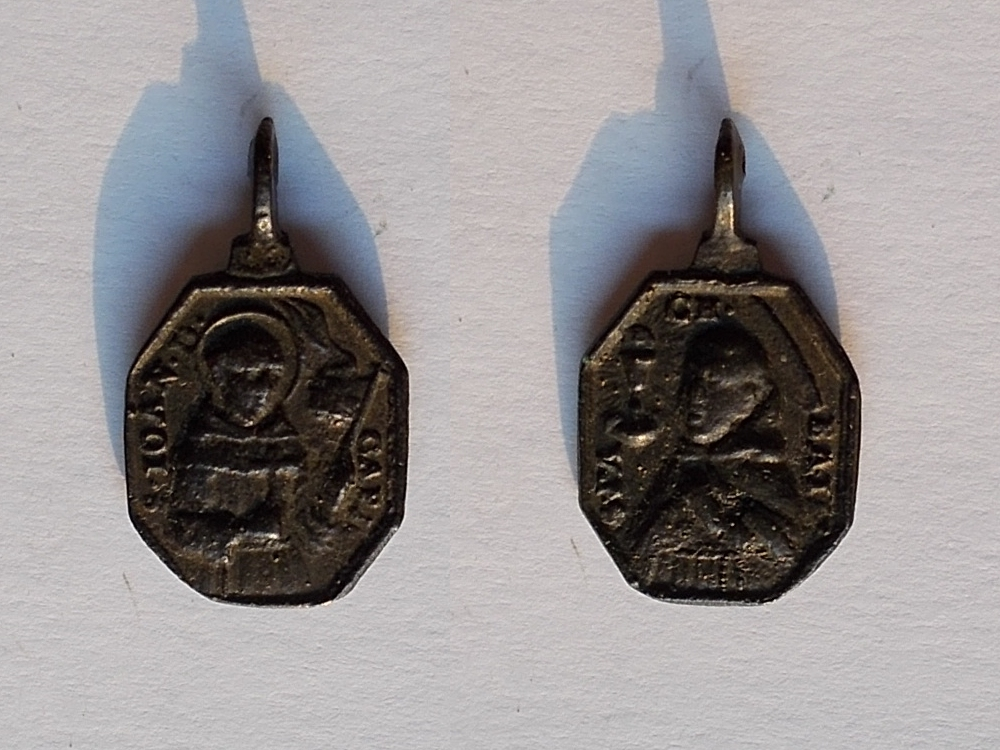 San Juan de Capistrano - San Pascual Bailón, s. XVII T96weq