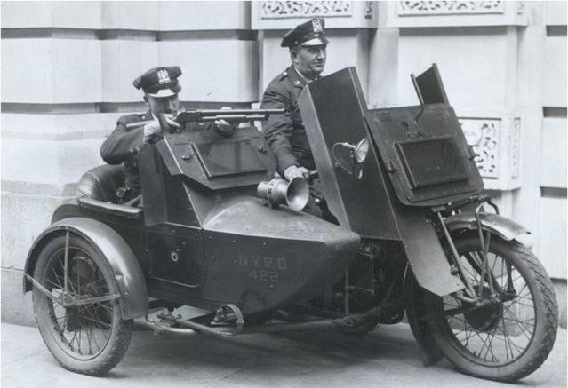 """Bultaco Senior """"Policía Municipal"""" Vf8dn9"""