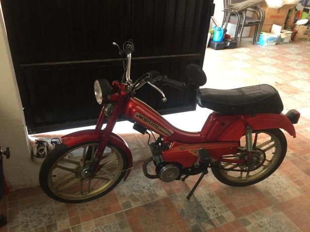 Bultaco Mercurio 155 Vsjrdx