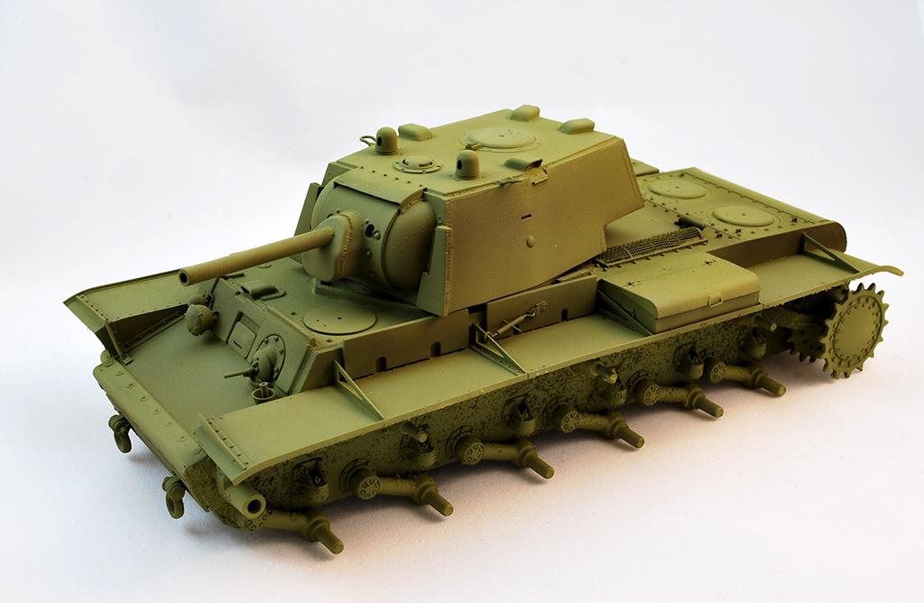 КВ-1 Ленинградский фронт 1942г - Страница 2 W2euxg