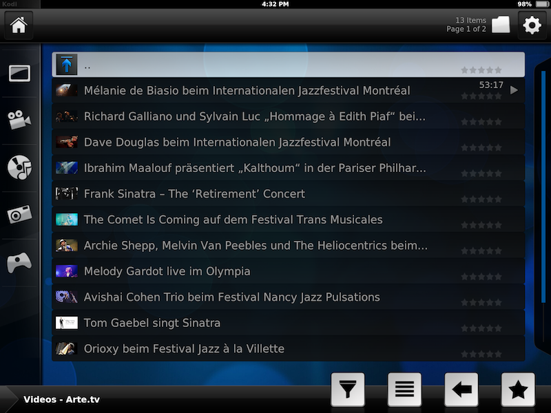 "Kodi 16 ""Jarvis"" ya está disponible para Windows, OS X, iOS, Linux... y tvOS Wgukwx"