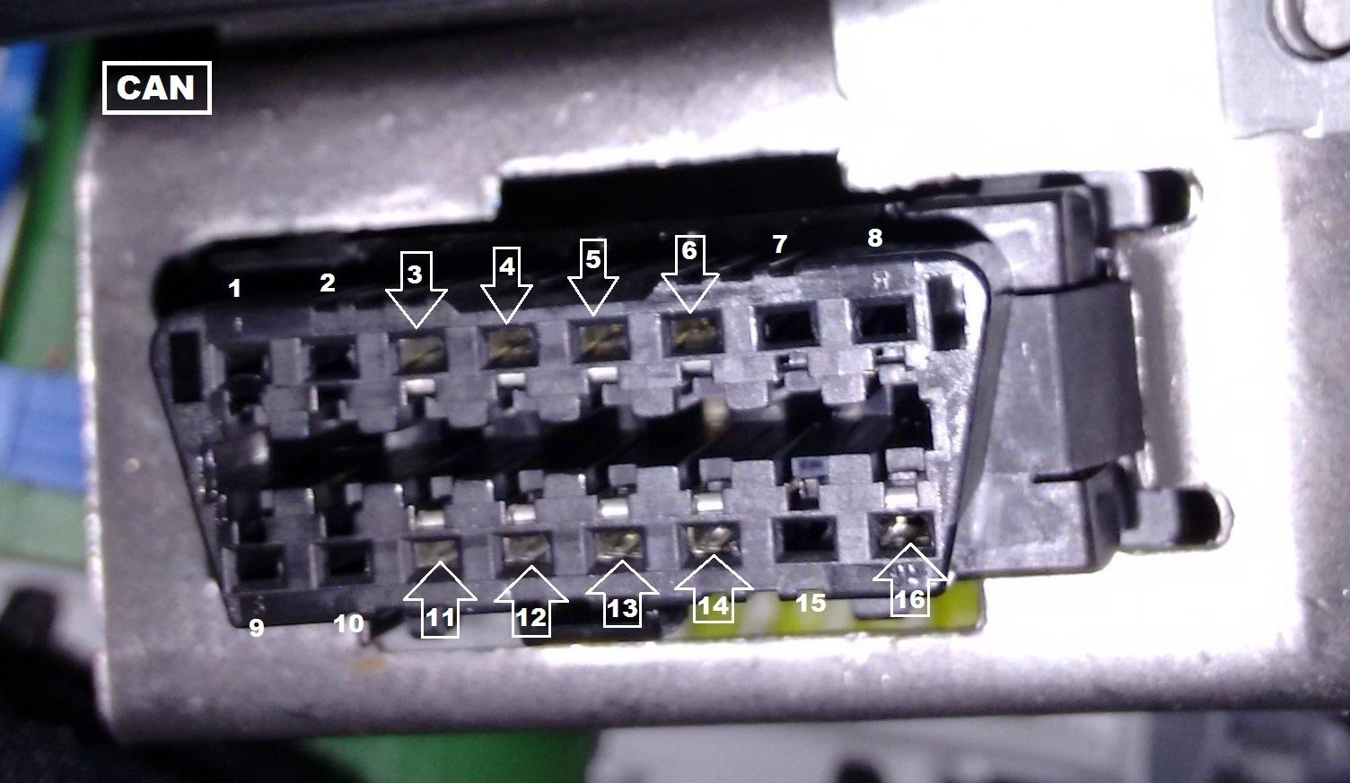 OBD2 Scanner X5y29w