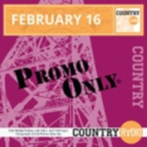 VA - Promo Only Country Radio (2016) - Discography (12 Albums) Xdxjia