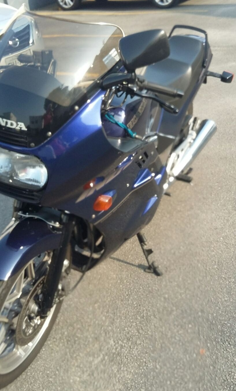 [VENDIDA] CBX 750 Indy 95 Único Dono Xfxj5h