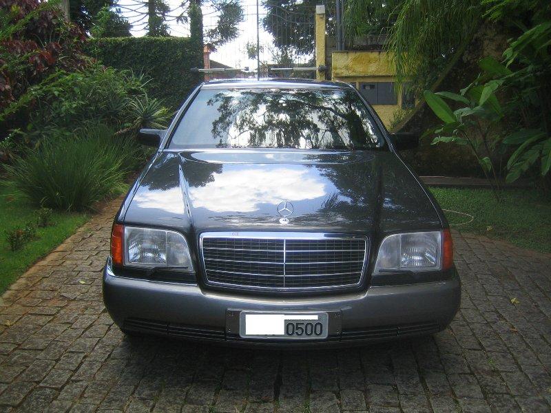 W140 500SE 1992 - R$ 47.500,00 Xt8xj