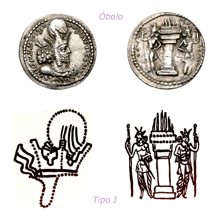 Las coronas de los shas de Persia. Xyflk