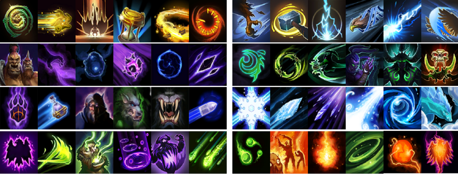 Pack de Iconos - Heroes of the Storm Zxtmdx