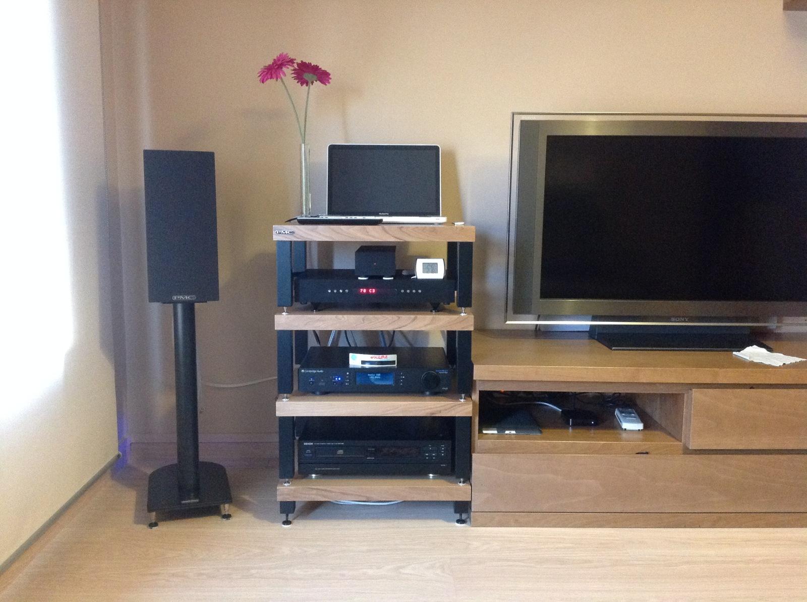 Nuevo mueble HIFI HUM 103hdvd