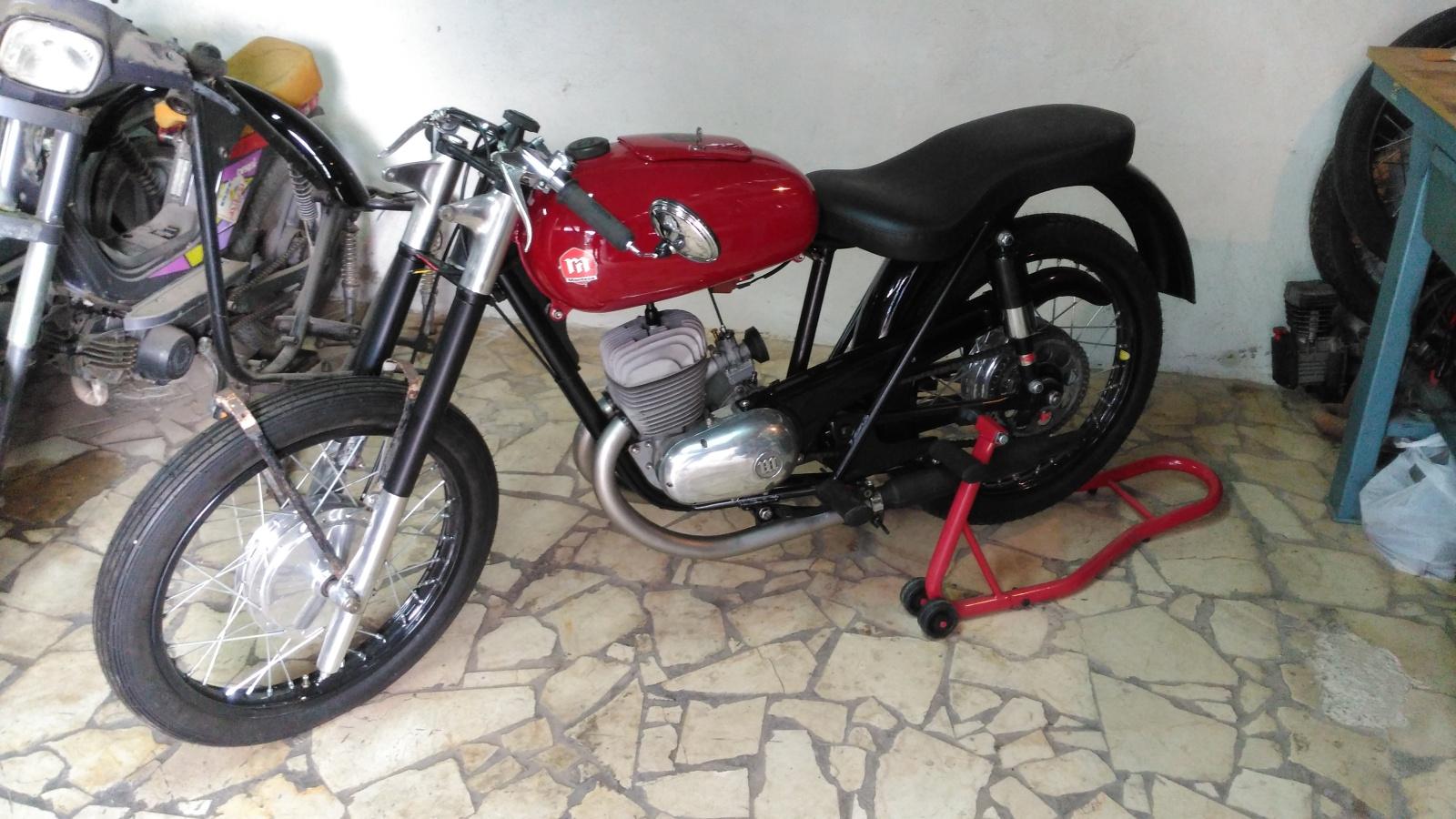 montesa - Mi Montesa Brio 110 106x6ja