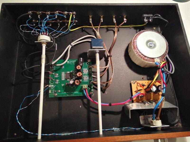 fenice - Primo consiglio su amplificatore hi fi classe T - Fenice 20 - Tripath 2024  10rv5dy