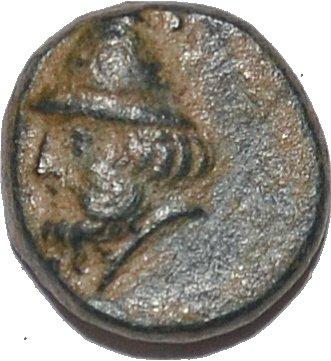 AE12, Troas. Birytis. (350-300 a.C.)  10z449l