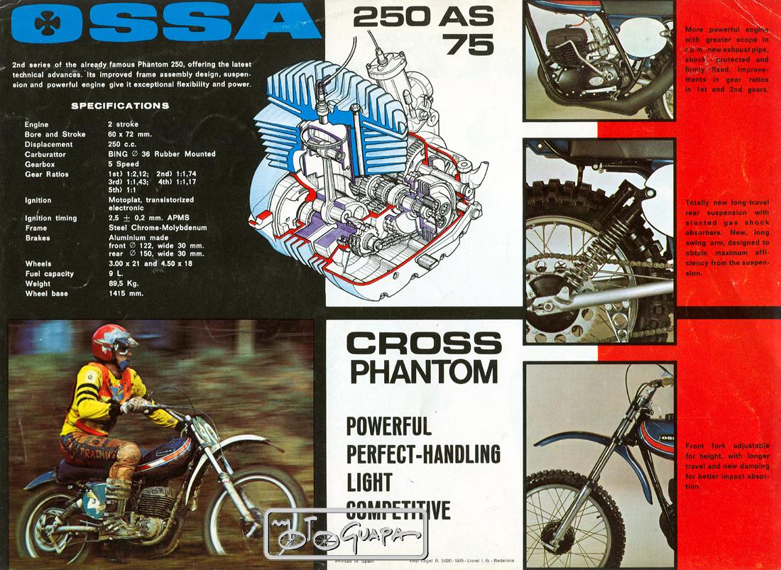 Proyecto ossa phantom AS 76 a partir de ossa desert phantom 250 76 10zwrhj