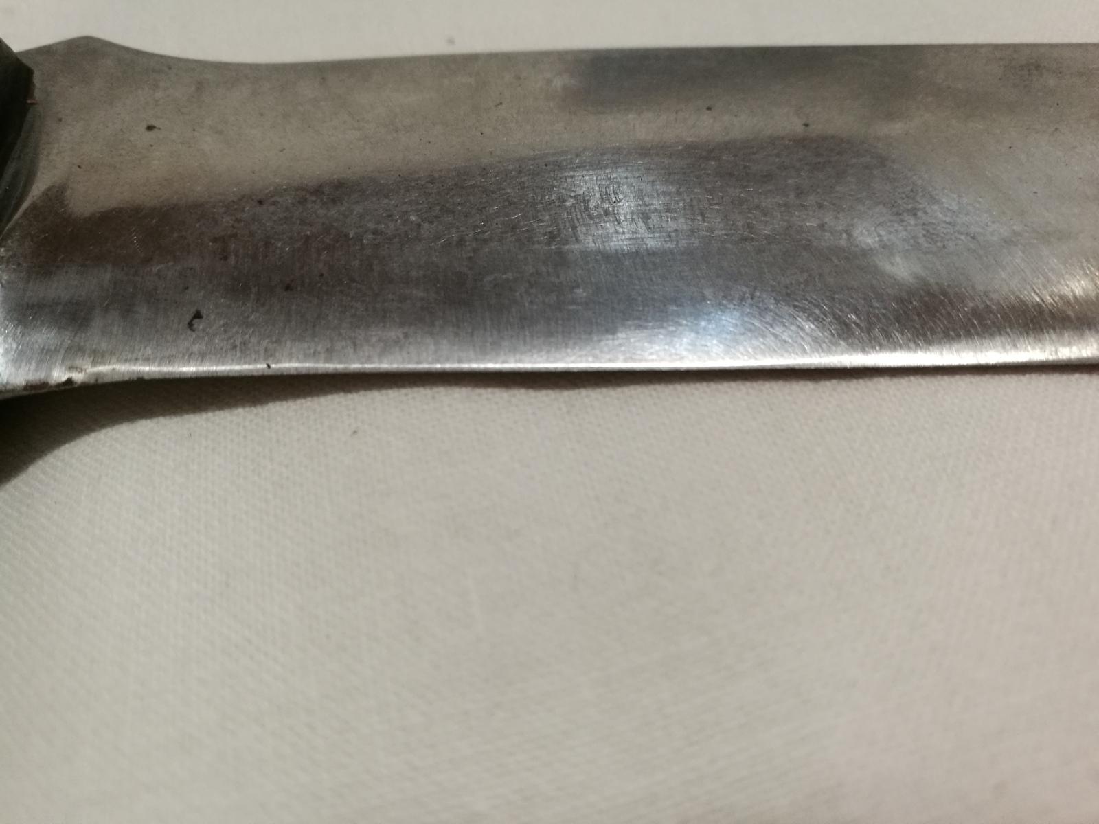 P: Custom nož Darac Steel Bark River 111ji2q