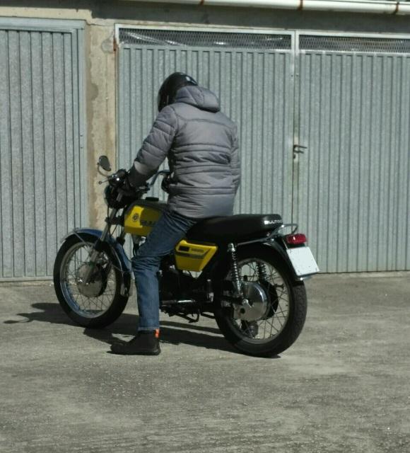 metralla - Bultaco Metralla GTS * by Jorok 122cc45