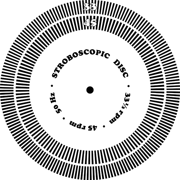 Стробо-диски.  123kxn4